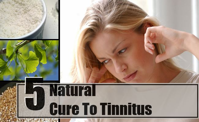 Is There A Natural Cure For Tinnitus